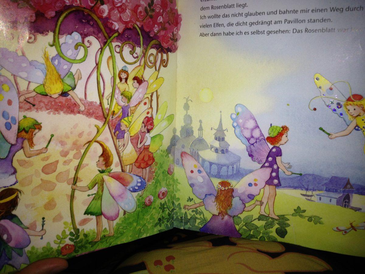 """""""Die Kleine Elfe und der Zauberstein"""""""