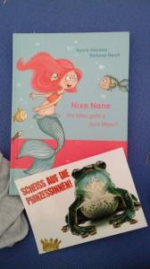 Nixe Nane, wo bitte geht's zum Meer?