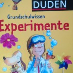 Cover Duden Grundschulwissen Experimente