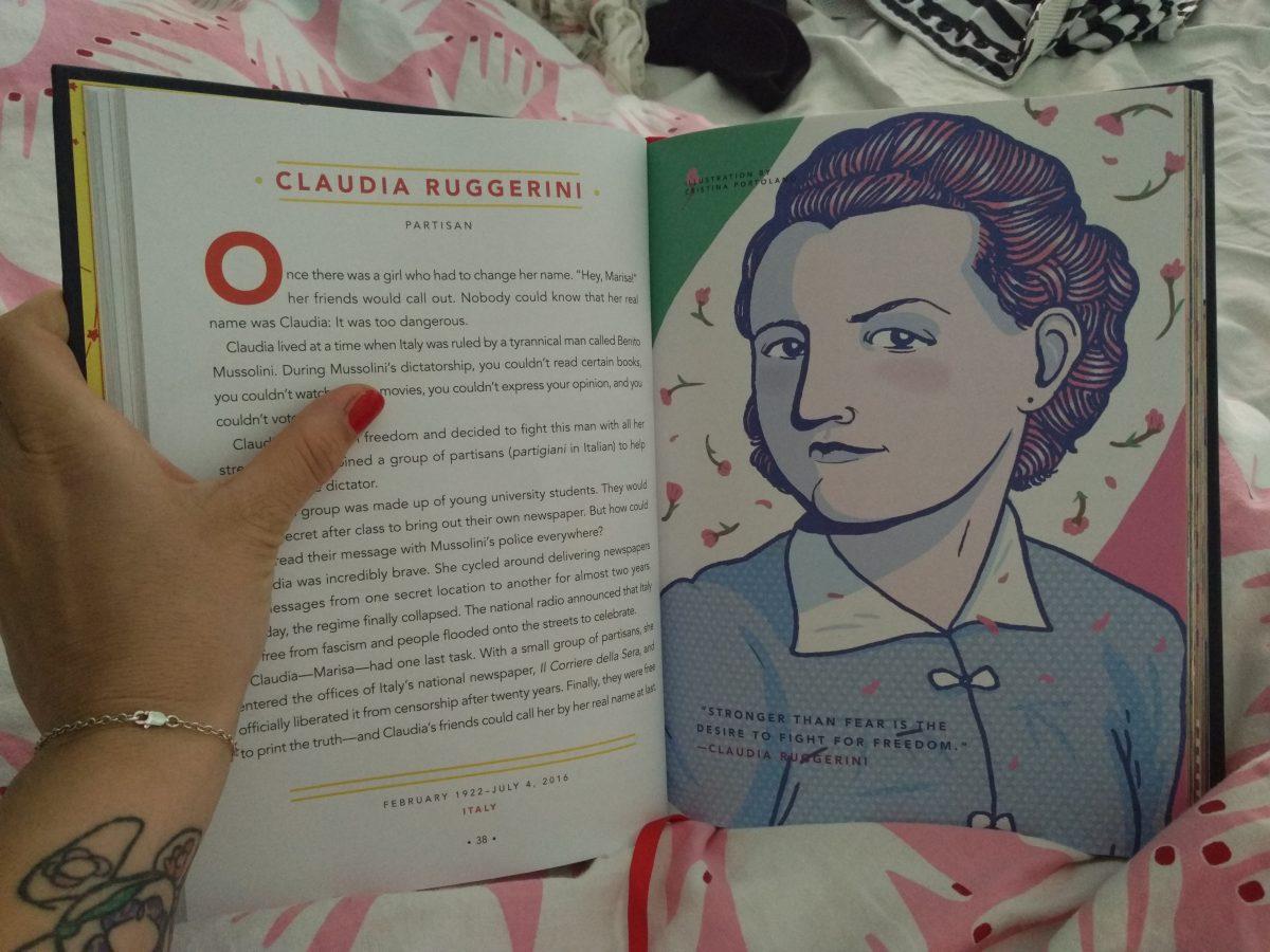 Gute Geschichten (Good Night Stories for Rebel Girls – 100 außergewöhnliche Frauen)