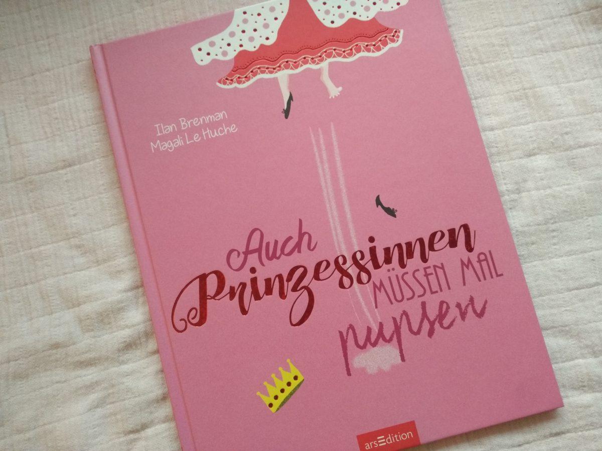 Blähungen und andere Verdauungsbeschwerden von Prinzessinnen