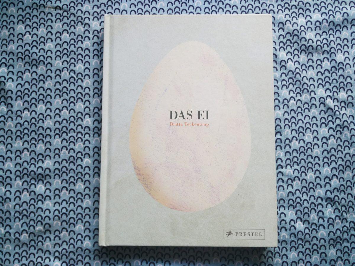 """Informativ und visuell ansprechend: """"Das Ei"""""""