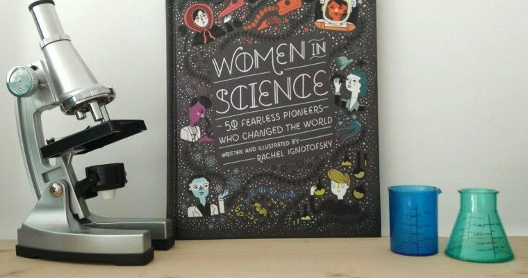 Frauen in der Naturwissenschaft sichtbar gemacht