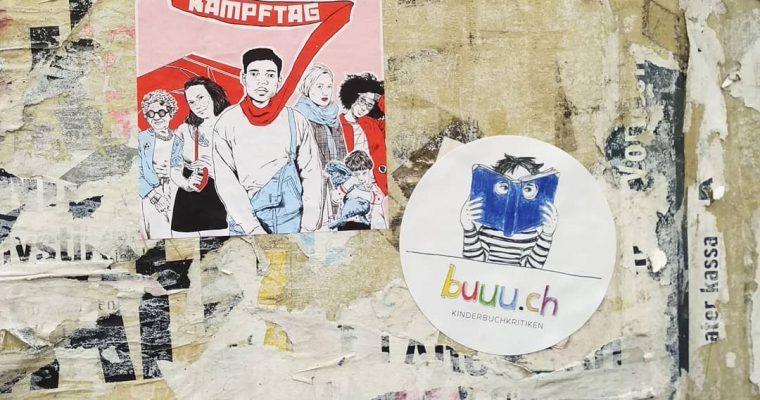 6 Monate buuu.ch, Presseschau und #feministischeKinderbücher