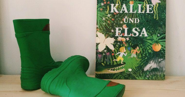 Absolut klischeefrei und wunderschön: Kalle und Elsa