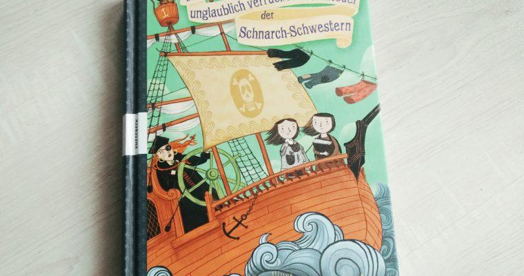 Die unglaublich verrückten Abenteuer der Schnarch-Schwestern