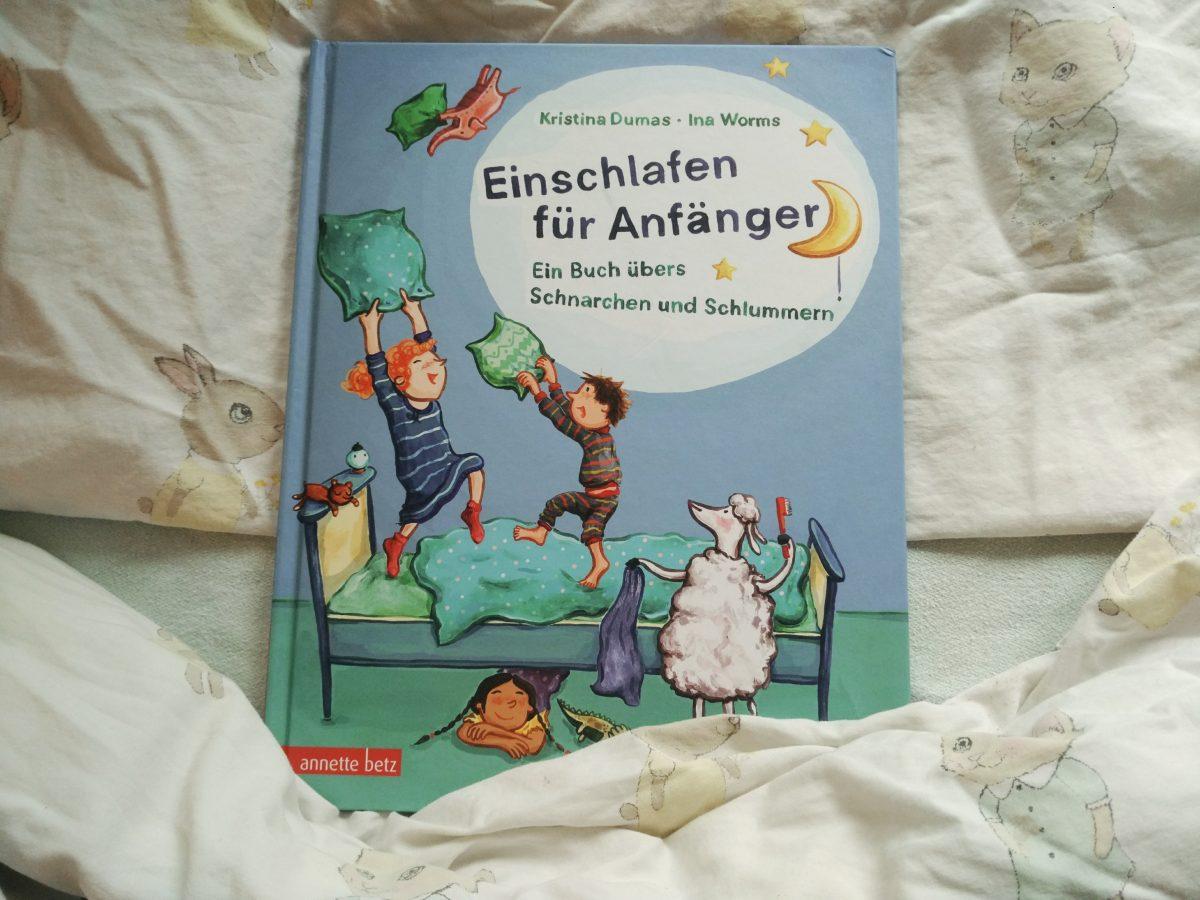 Ein Buch übers Schnarchen und Schlummern