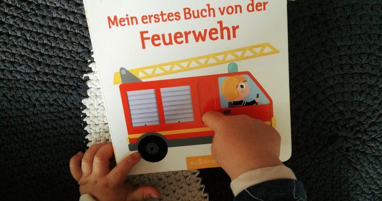 It's lit: Mein erstes Buch von der Feuerwehr