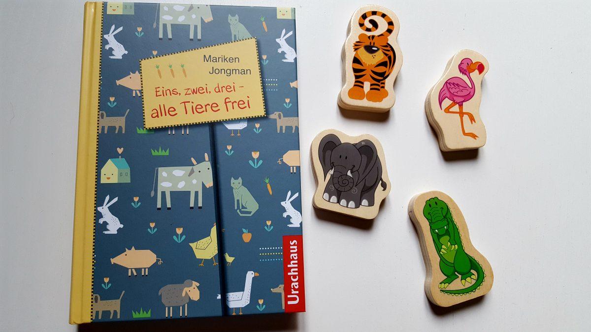 1,2,3: Alle Tiere frei