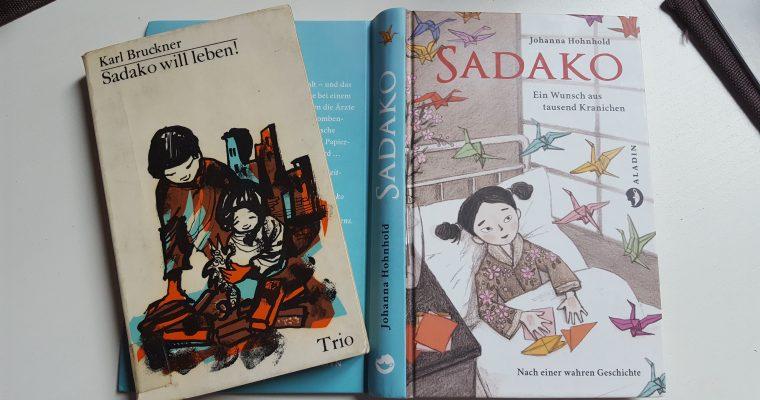 Sadako und die Kraniche