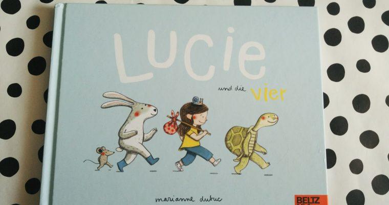Lucie und die Vier – Freundschaftsgeschichten ab Zwei