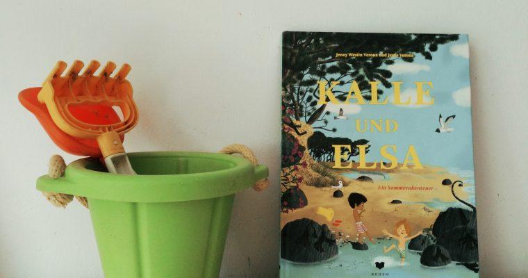 Neues von Kalle und Elsa