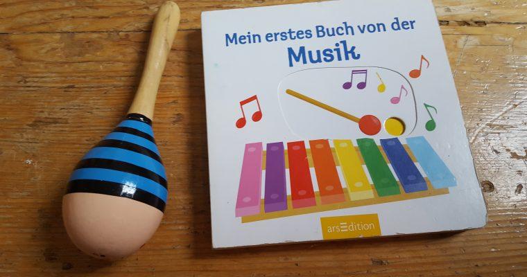 Buch von der Musik