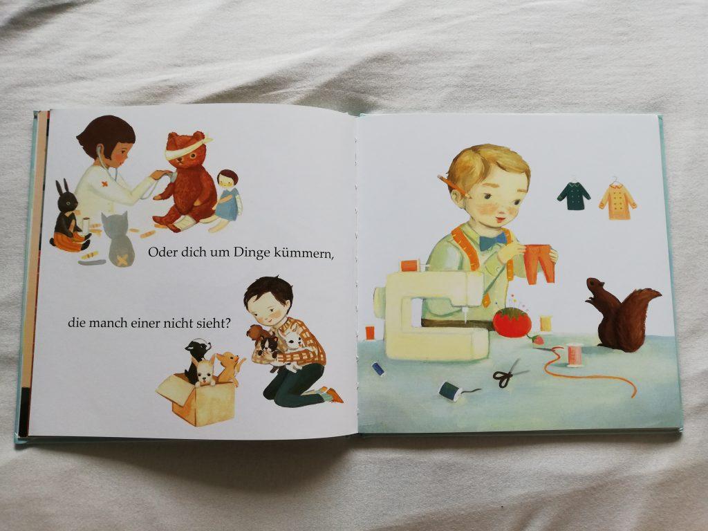 Bist mein großes glück du Kinderbuchblog Familienbücherei: